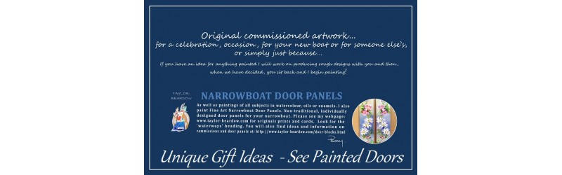Unique Gift Ideas Painted Doors